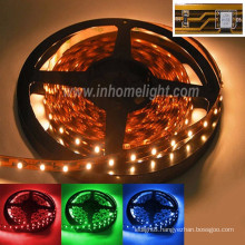High quality CE&ROHS certification NONwaterproof rgb flexible led strip light