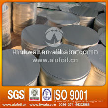 Good Surface 1050/ 3003 Ho Aluminum Circles For Deep Drawing And Spinning