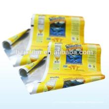 coffee bean multilayer sachet packaging