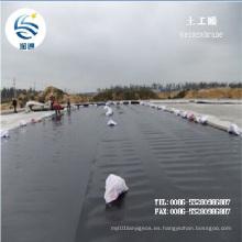 Fabricante Black 0.3-3.0mm LDPE HDPE Geomembrane Liner PVC Geomembrane
