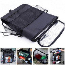 Auto carro traseiro Seat Boot Holder Multi-bolso Travel Bag armazenamento (saco 11-1)