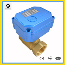 2 way water pool valve electric actuator 120v