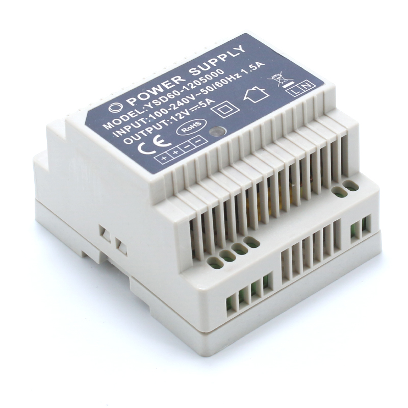 19V DIN RAIL Power Supply