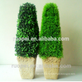 Indoor and Outdoor Potted Artificial Evergreen Trees