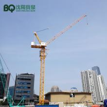 BQ GHD5527-14 Luffing Tower Crane