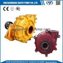 8 / 6F Gummilinjer slurry pump