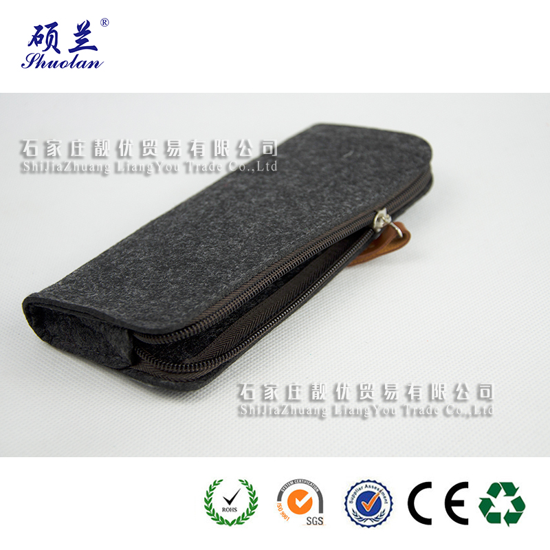 Top Quality Felt Pencil Bag