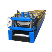 Sheet Metal Aluminum Profile Standing Seam Roll Forming Roof Machine For Sale