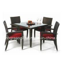 Плетеный патио Открытый мебель из ротанга мебель для стульев