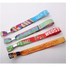 Fashion Design Wristbands Fabric Bracelets