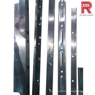 Perfiles de extrusión de aluminio / aluminio para perfiles de remolque