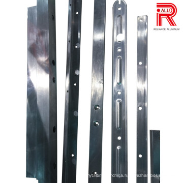 Aluminum/Aluminium Extrusion Profiles for Trailer Profiles