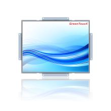Monitor resistivo de pantalla táctil de marco abierto de 15 pulgadas