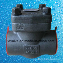 800lb 1500lb 2500lb Forged Carbon Steel A105 Check Valves