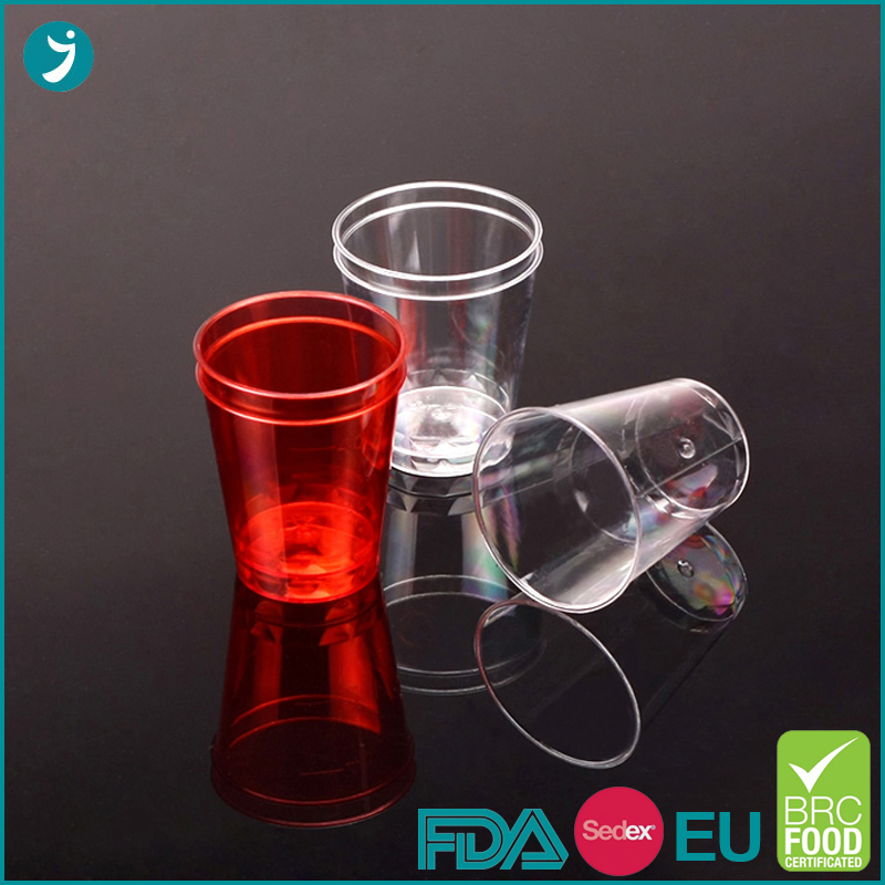 Plastic Party Shot Cups