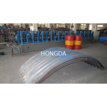Custom Color Plate 11 Station Roof Panel Roll Forming Machinery With 0.2mm-0.8mm Thickness