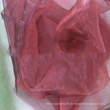 Erstklassiges einfaches Organza-Gewebe für die Feuchtigkeitsaufnahme