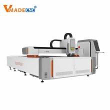 Steel Sheet Metal Fiber Laser Cutting Machine
