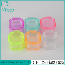 Dental Transparent Transportation Crown Box