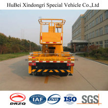 14m Jmc Euro4 Aerial Platform Special Truck for Municipality