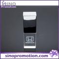 Высокое качество прозрачный металл OTG ручка привода 8GB