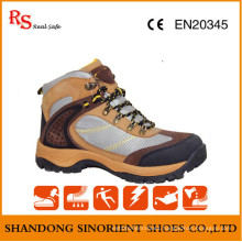 Plastic Toe Cap Hiking Safety Shoes RS718