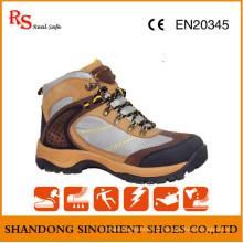 Tampão Toe plástico Caminhadas Sapatos de Segurança RS718
