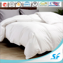 Factory Wholesale Goose Down and Feather Comforter/Quilt for Home and Hotel