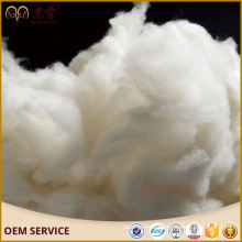 100% dehaired Wool fibre for yarn spinning