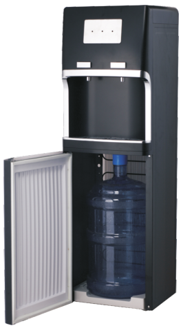 Hot and Cold Bootom Loading Water Dispenser