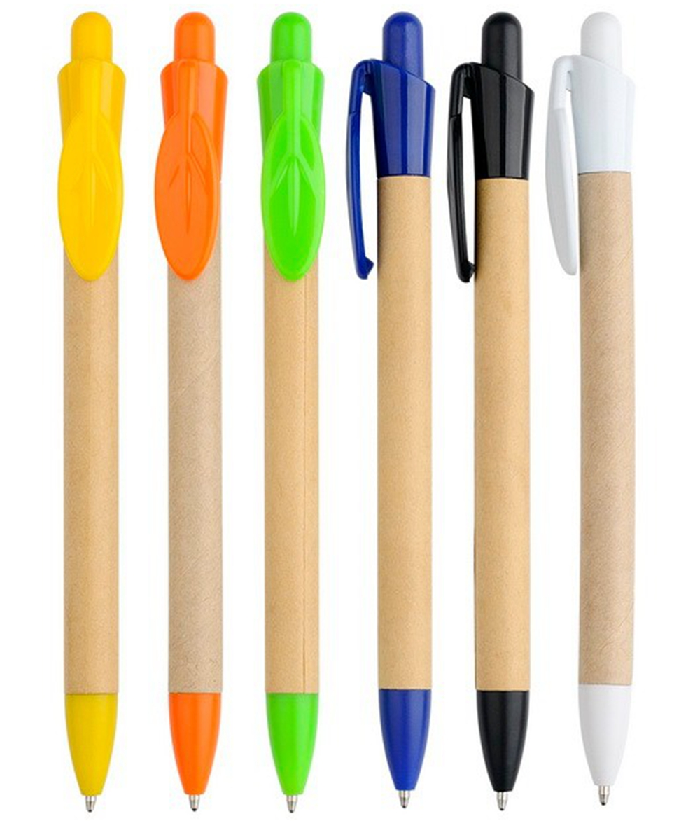 Promotional Eco Recyclable Paper Pen