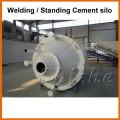3A Bucket tipo silo de cemento 5-30t