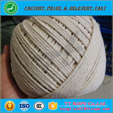 High quality cotton rope for sale colored cotton rope