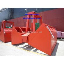 28t & 6-12m3 Electric Hydraulic Clamshell Grab