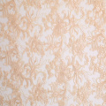 Wedding Dress Fabric Flower Cord Embroidery Fabric
