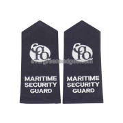 Custom Army Military Security Embroidery Epaulette