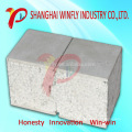 Eco friendly Eps Cement Sandwich Ligero prefabricados de hormigón interior Panel de pared
