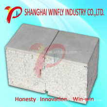2018 Hot Sale Lightweight Fireproof Exterior Prefab Houses Eps Cement Panel