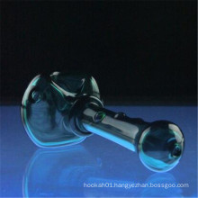 Black Honeycomb Head Spoon for Smoker with DOT Accents (ES-HP-005)