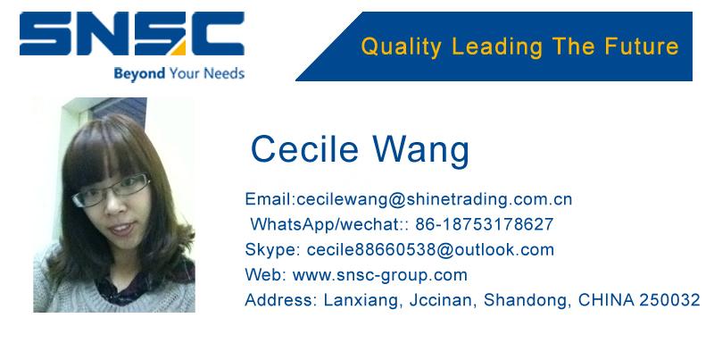 Cecile Wang