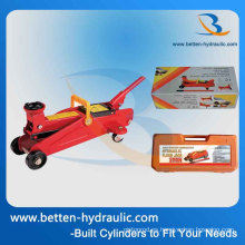 Hidráulico de elevación de vehículos Hidráulica Floor Jack