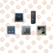 Hermetic Sliding Door Operators with Wireless Switches