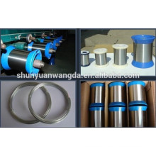 russian pure nickel wire 0.025 mm 99.5%