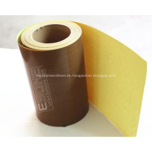 Cinta adhesiva de PTFE de alta calidad con papel de liberación
