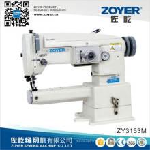 Máquina de coser Zig-Zag Zoyer doble aguja resistente (ZY3153M)