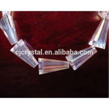 2015 vente en gros de perles en cristal de pagodes en gros usine de gros