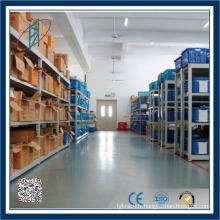 Plateau de palette en acier industriel à étages industriel