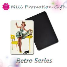Retro Series Promotion Item Holiday Gift Fridge Magnet