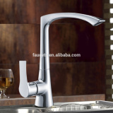 Solid Brass Sink Mounted Kitchen Taps