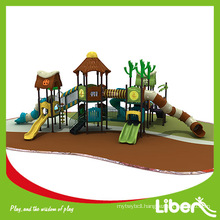 Excellent Brand in China Leader Manufacturer Factory Price Children Outdoor Playground with One-stop Solution